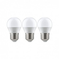 3ks-sada LED kapka 3,5W E27...